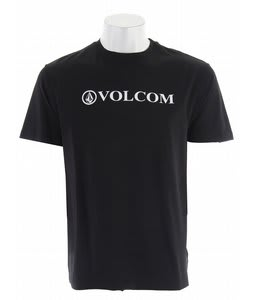 Volcom Pulse Surf Rashguard Black