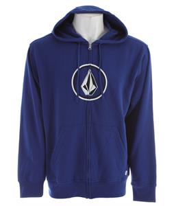 Volcom Pure Fun Basic Hoodie Bold Blue