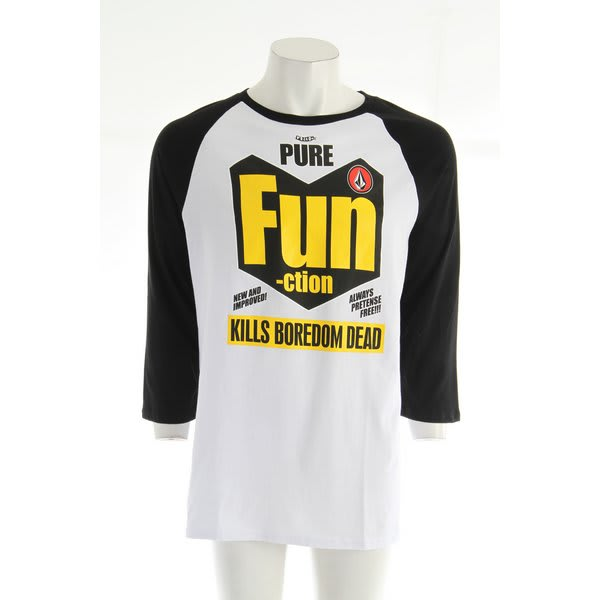 Volcom Pure Fun Raglan T-Shirt