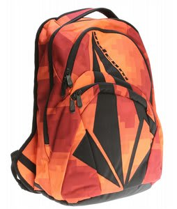 Volcom Purma Backpack Red Combo