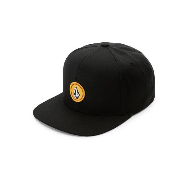 Volcom Quarter Twill Snapback Cap