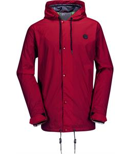 Volcom Quitter Snowboard Jacket Red