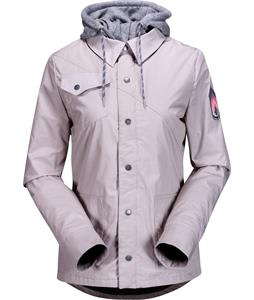 Volcom Quiver Insulated Snowboard Jacket Sparrow