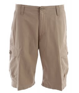 Volcom Racket Cargo Shorts Khaki