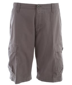 Volcom Racket Cargo Shorts Shadow Grey