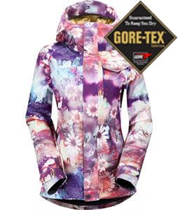 Volcom Rate Ins Gore-Tex Snowboard Jacket Blurred Violet
