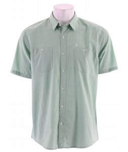 Volcom Retract S/S Shirt Light Green