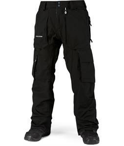 Volcom Revert Snowboard Pants Black