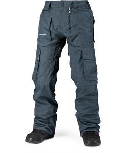 Volcom Revert Snowboard Pants Charcoal