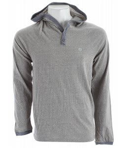 Volcom Rudi Custom Hoodie Grey Vintage Heather
