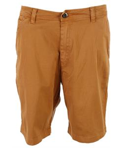 Volcom Sainters Shorts Bear Brown