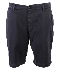 Volcom Sainters Shorts Blue Black