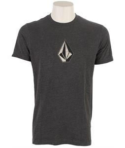 Volcom Say When T-Shirt Heather Black