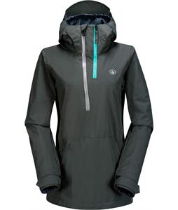 Volcom Scope Pullover Snowboard Jacket Brushed Nickel