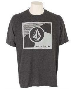 Volcom Scope T-Shirt Charcoal