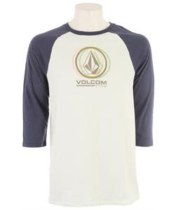 Volcom Sedated Stone 3/4 Raglan Old Grey