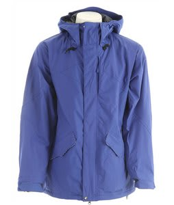 Volcom Shaper Snowboard Jacket Strobe Blue