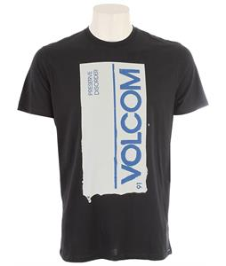 Volcom Shat Toe T-Shirt Black