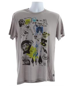 Volcom Shawn Higgins FA T-Shirt Silver