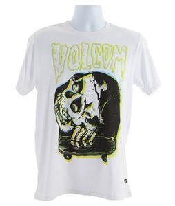 Volcom Shawn Higgins FA T-Shirt White