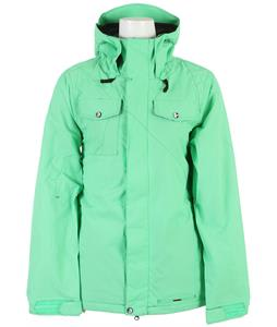Volcom Shore Insulated Snowboard Jacket Green