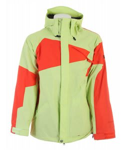 Volcom Shoreditch Snowboard Jacket Wasabi