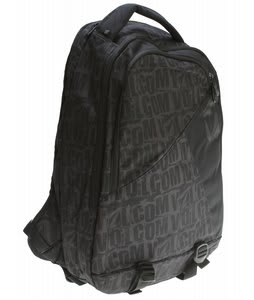 Volcom Silica Laptop Backpack Black