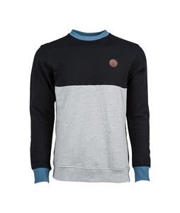Volcom Single Stone Color Blocked Crew Sweatshirt