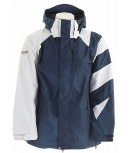 Volcom Singleton Snowboard Jacket Fear Of The Dark