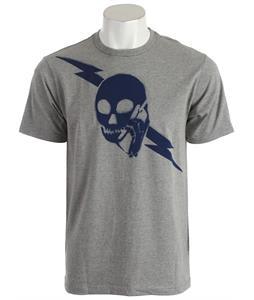 Volcom Skullphone Bolts Fa T-Shirt