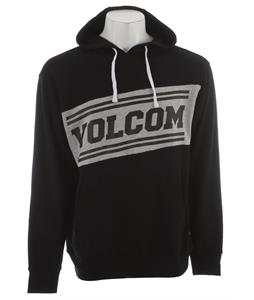 Volcom Slick Pullover Hoodie Black