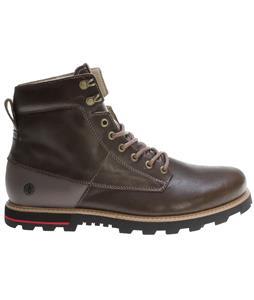 Volcom Smithington Boots Chestnut Brown