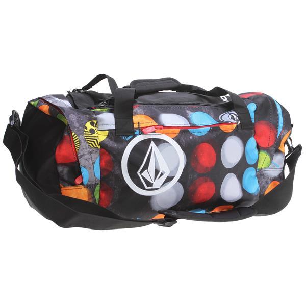 Volcom Smuggle Polyester Duffel Bag