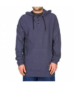 Volcom Snowside Hoodie Charcoal Heather