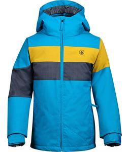 Volcom Social Ins Snowboard Jacket Cyan