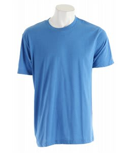 Volcom Solid Heather T-Shirt Coastal Blue Heather