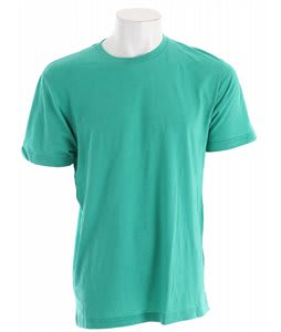 Volcom Solid Heather T-Shirt Emerald Green Heather