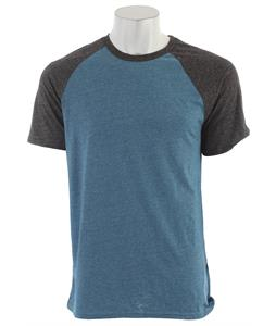 Volcom Solid Mock Twist Raglan
