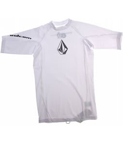 Volcom Solid Thrashguard White