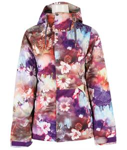 Volcom Song Ins Snowboard Jacket Blurred Violet