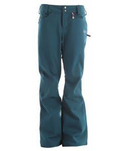 Volcom Species Stretch Snowboard Pants Ink Blue