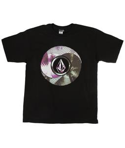 Volcom Spinner T-Shirt Black