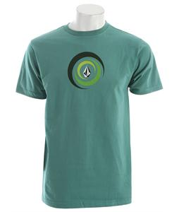 Volcom Spiralina T-Shirt Jade