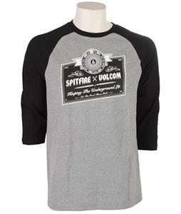 Volcom Spitfire 3/4 Raglan