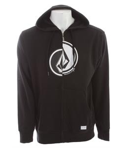 Volcom Splitter Hoodie Black