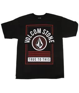 Volcom Sport Stone T-Shirt Black