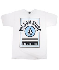Volcom Sport Stone T-Shirt White