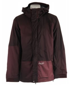 Volcom Sprawl Snowboard Jacket Red Fade