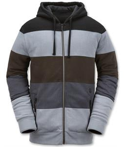 Volcom Staggered Insulated DWR Fleece Hoodie