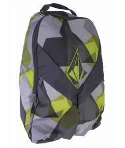 Volcom Standard Backpack Lime